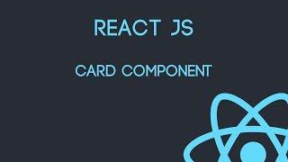Curso de #ReactJs - Material UI Card - Component