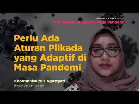 Perlu Ada Aturan Pilkada yang Adaptif di Masa Pandemi | Katadata Indonesia