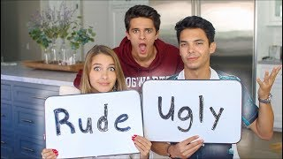 WHO'S MY FAVORITE SIBLING?? | Brent Rivera