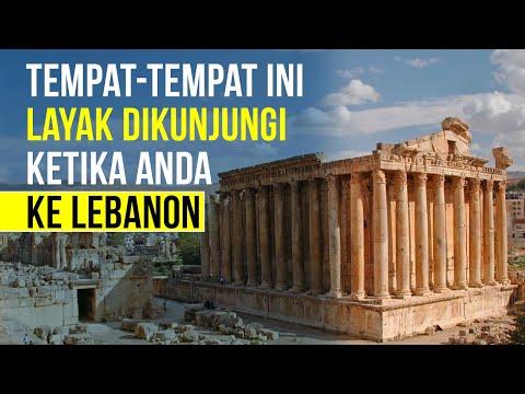 Tempat Wajib Dikunjungi Saat ke Lebanon, Berikut Daftarnya