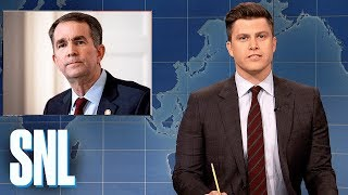 Weekend Update: Blackface and Blackmail Scandals - SNL