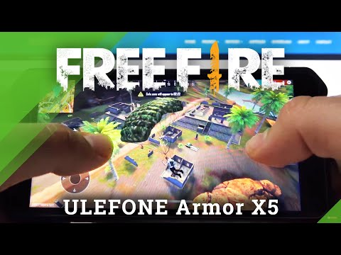 Garena Free Fire Gaming Quality Test on Ulefone Armor x5 - Garena Free Fire Gameplay