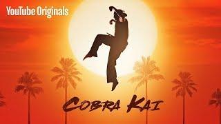 First-Ever Footage of Cobra Kai - The Karate Kid saga continues