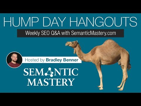 Digital Marketing Q&A - Hump Day Hangouts - Episode 211