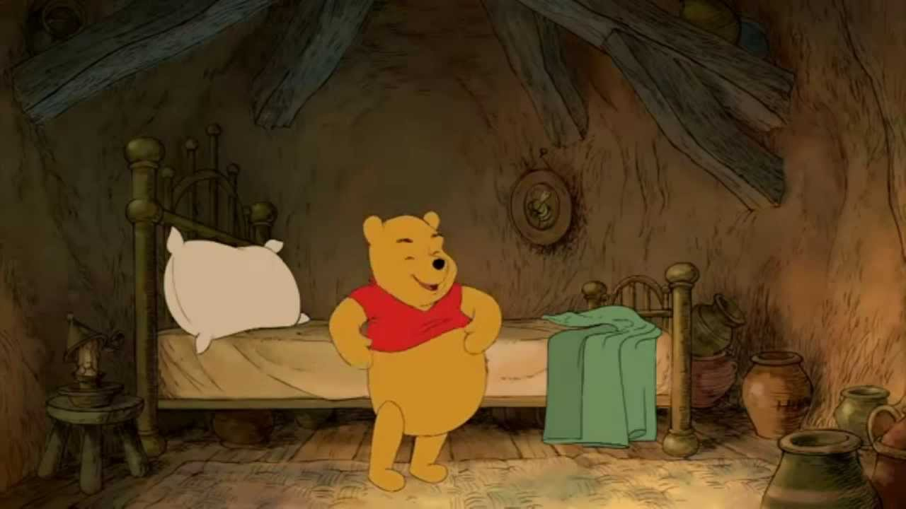 Desktop Wallpaper Cute Quotes Winnie The Pooh Movie Trailer 2011 Youtube