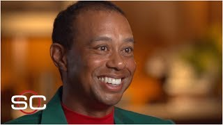 Tiger Woods on winning 2019 Masters: '15 has been a long time coming' | SportsCenter