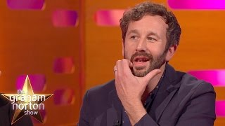 Chris O'Dowd's Wife Held Brad Pitt's Fingers for 41 Seconds - The Graham Norton Show