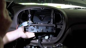 How to replace the radio in a 2002 Tundra  YouTube