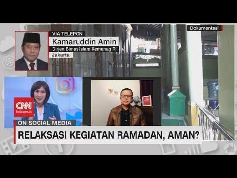 Relaksasi Kegiatan Ramadan, Aman?