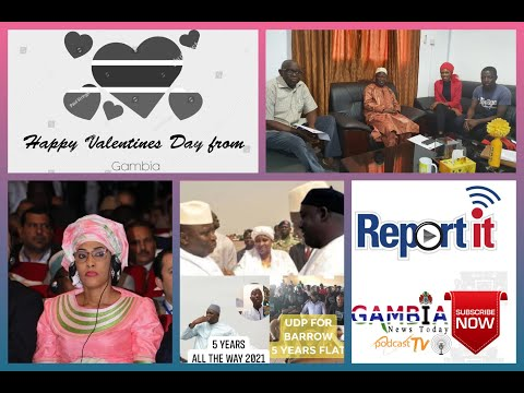 GAMBIA REPORTS 13TH FEBRUARY 2020