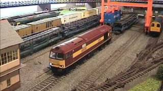 Hornby Class 60 with Sound