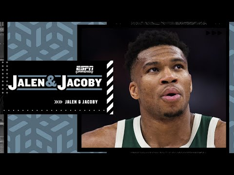 Bucks or Nets? Who's the favorite to win the East?   Jalen & Jacoby