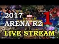2017 Arena - Round 2 - Part 1 | Marvel Contest of Champions Live Stream