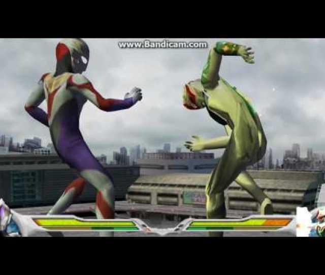 Ppsspp Ultraman Fighting Evolution 0 Ultraman Orb Specium Zepelion Vs Mirror Knight