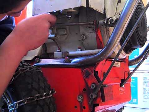 11 Hp Briggs And Stratton Engine Diagram Ariens Snowblower Carb Clean Youtube