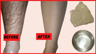 HOW TO REMOVE UNWANTED HAIR Permanently At Home | using alum - पाएं अनचाहे बालो से छुटकारा