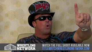 Image result for Buff Bagwell Claims Jim Ross Ruined His Career