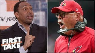 Bruce Arians hiring by Bucs gives Stephen A. 'cause to pause'   First Take