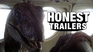 Watch Honest Trailers - Jurassic Park 3 Video