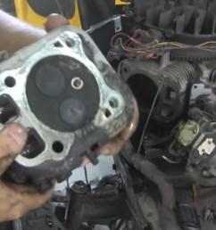 how to replace head gasket on kohler command youtube kohler cv15s engine wiring 17 hp kohler [ 1280 x 720 Pixel ]