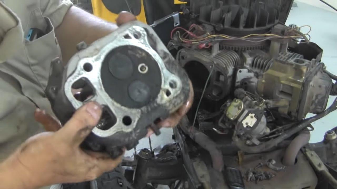 hight resolution of how to replace head gasket on kohler command youtube kohler cv15s engine wiring 17 hp kohler