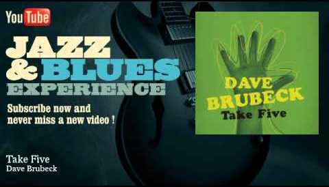 Download Music Dave Brubeck - Take Five - cover