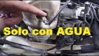 Como Limpiar el Sensor de Oxigeno Simplemente con Agua - Descarbonizacion Instantanea