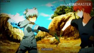 Nagisa vs Karma [ AMV ] courtesy call