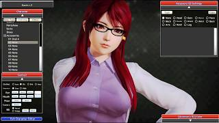 Karin Uzumaki - Honey Select Card (Character Mod)