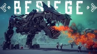 Besiege Best Creations - The Best Transformers, Weird Cars and BeamNG in Besiege! - Besiege Gameplay