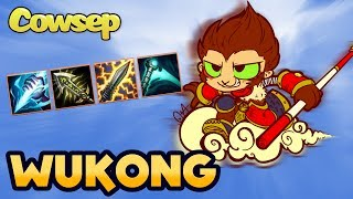 THIS DAMAGE IS BANANAS! 🍌 ONE SHOT WUKONG BRINGS OUT THE MONKEY IN COWSEP