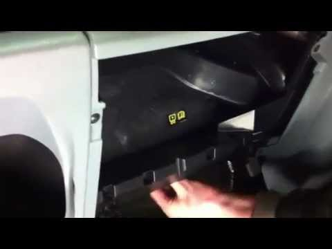 Ford Fusion Passenger Side Fuse Box Ford Transit Fuse Box Youtube