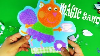 Peppa Pig the MAGIC SAND