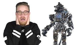 Should You Be Afraid of Robots? Video
