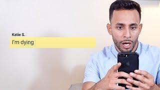 Taking Everything Literally | Anwar Jibawi