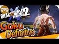 GOKU DEFINITIVO (LIMIT BREAKER)| DRAGON BALL XENOVERSE 2 MODS EpsilonGamex