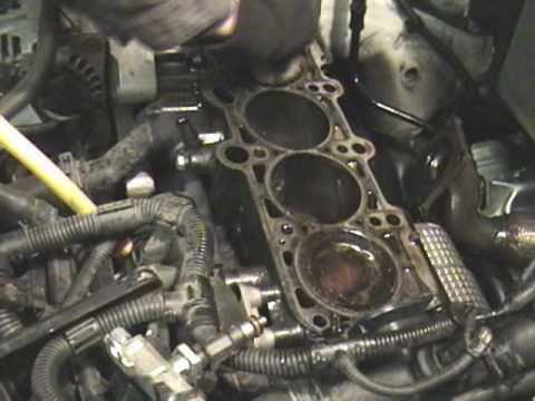 2005 Vw Jetta Fuel Filter How To Replace Blown Head Gasket On A 2004 Vw Jetta 2 0l