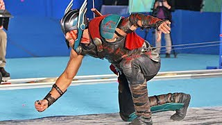 Thor 3 Ragnarok - B-Roll, Bloopers and Behind the Scenes (2017)