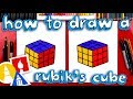 How To Draw A Rubik's Cube