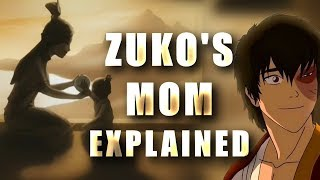 Zuko's Mom Explained: The Life of Ursa (Avatar the Last Airbender Breakdown)