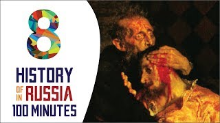 Ivan the Terrible - History of Russia in 100 Minutes (Part 8 of 36)