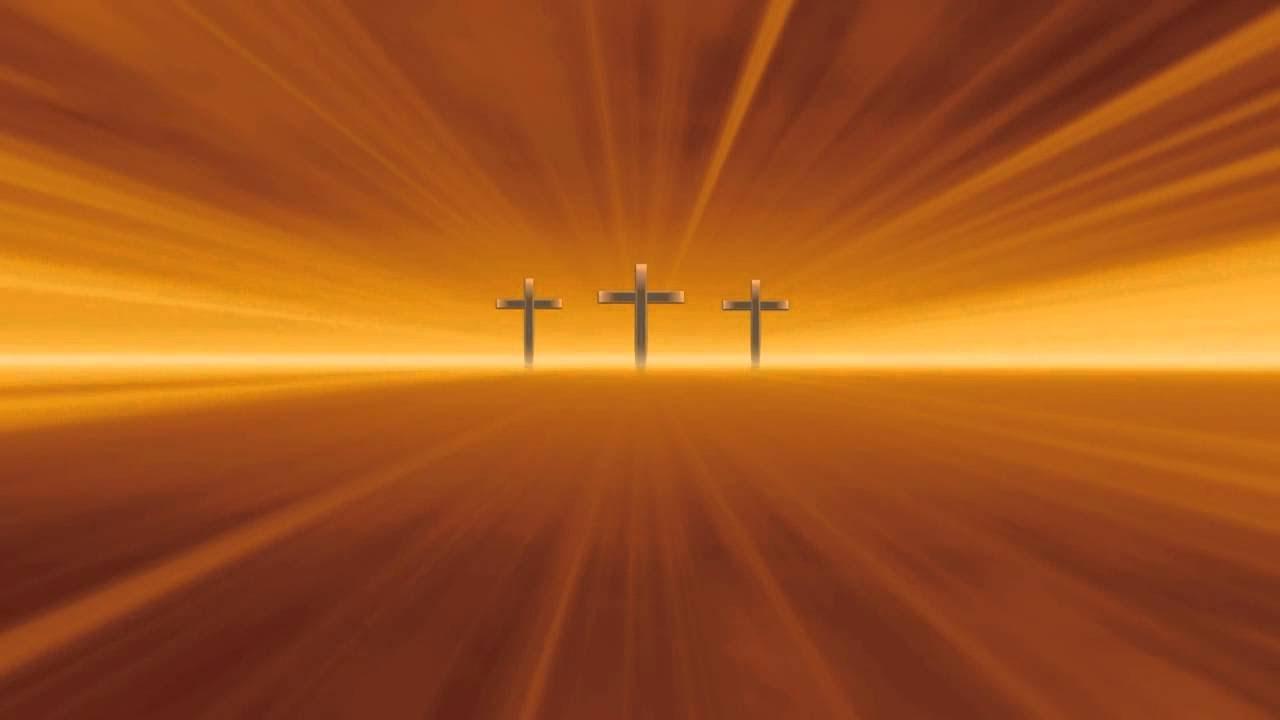 Christian Cross Desktop Background