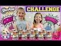 SURPRISE TOYS CHALLENGE ! Shopkins Frozen My Little Pony