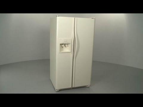 ge refrigerator diagram audi a6 c6 headlight wiring how to remove frigidaire refrigerator/freezer doors – and freezer repair help - youtube