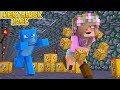 BOYFRIEND VS GIRLFRIEND LUCKY BLOCK RACE   Minecraft Little Kelly Plays