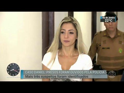 Caso Daniel Polícia Ouve Depoimento De Presos Sbt