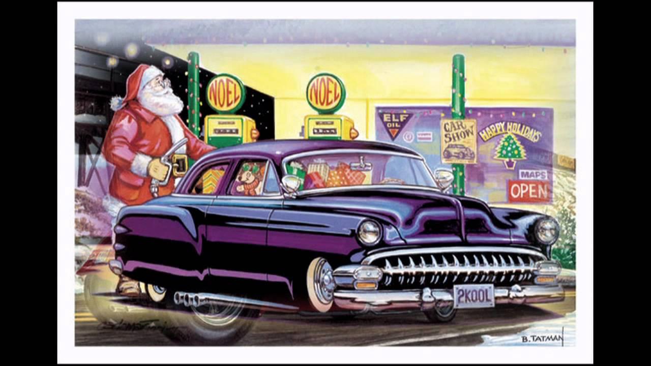 Santa Has A Hot Rod YouTube