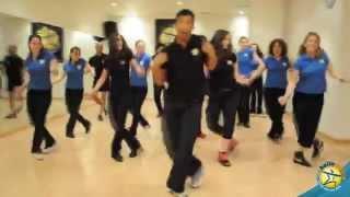 Aprende a bailar The Time de Black Eyed Peas. Baileactivo.