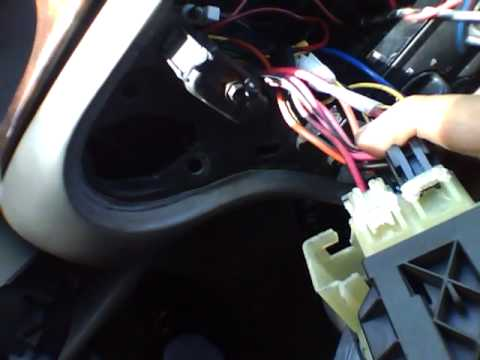 1996 Blazer Wiring Diagram Chevy Malibu 2000 Ignition Switch Won T Turn Its Stuck