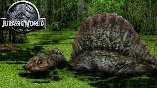 Where was the Spinosaurus During the Events of The Lost World: Jurassic Park?